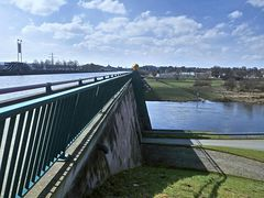 Kanal - Weser -Kreuzung