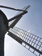 Flügel Kappenwindmühle