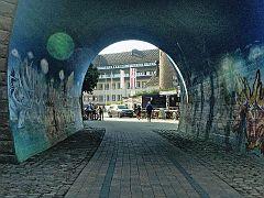 Station Hafenbar am Weserkai Holzminden