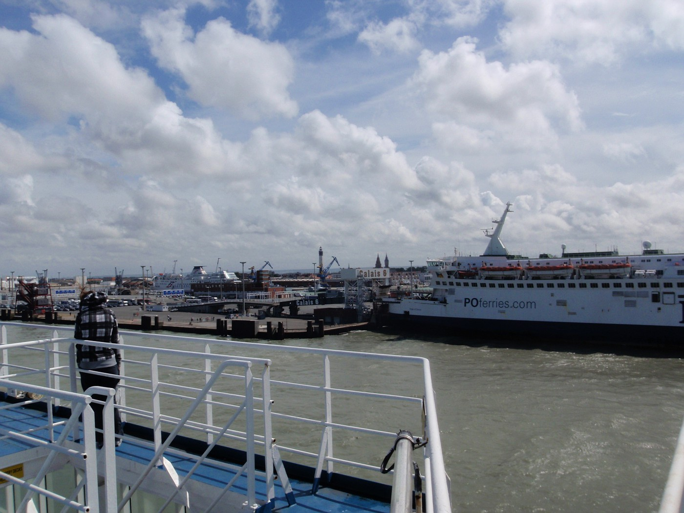 Harbour of Calais