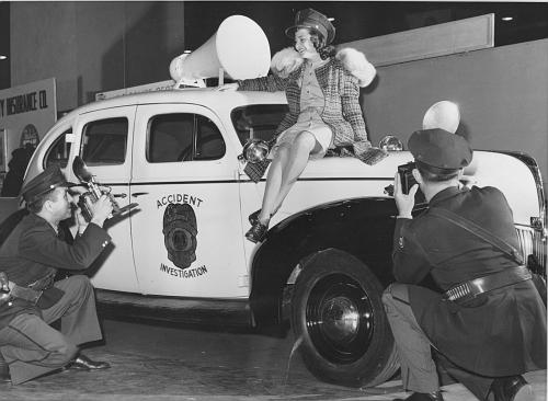 MO - Kansas City Police 1940s