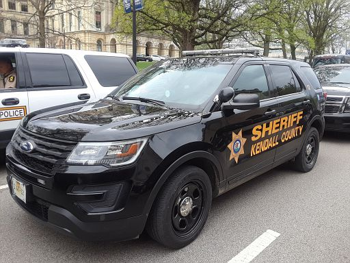 IL- Kendall County Sheriff 2017 Ford Explorer