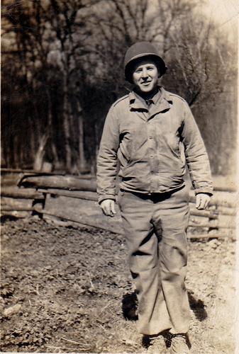2-Elmer Massengale, WWll Army Veteran