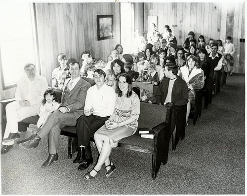 12 - Morning Star Baptist Church - 1980's