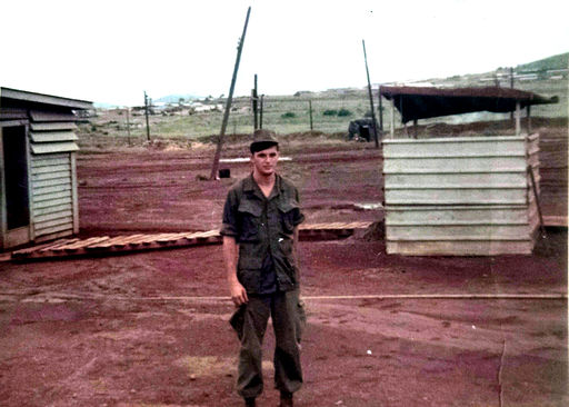 #16-Man unknown, but was in same Unit as Terry Carver in Vietnam 1969-1970
