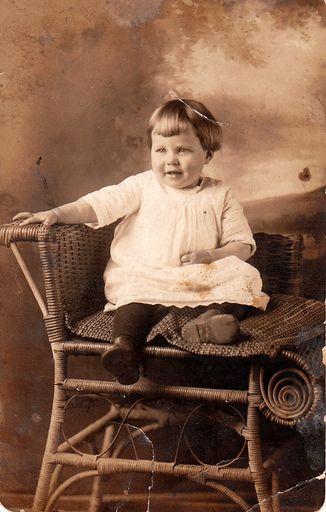 27-Mildred Hazel (FOUST) Lay (1923-2008)