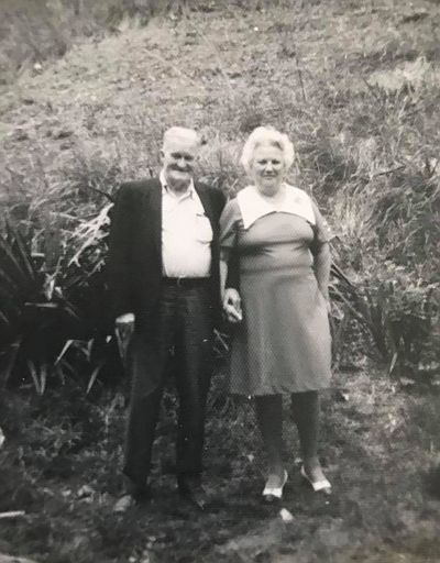 Mamaw and Papaw McDonald