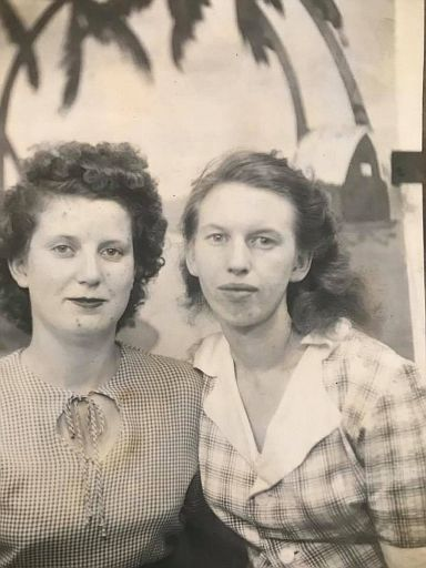 Rose Mary McDonald and Unknown