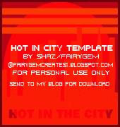 Hot in City Template AV