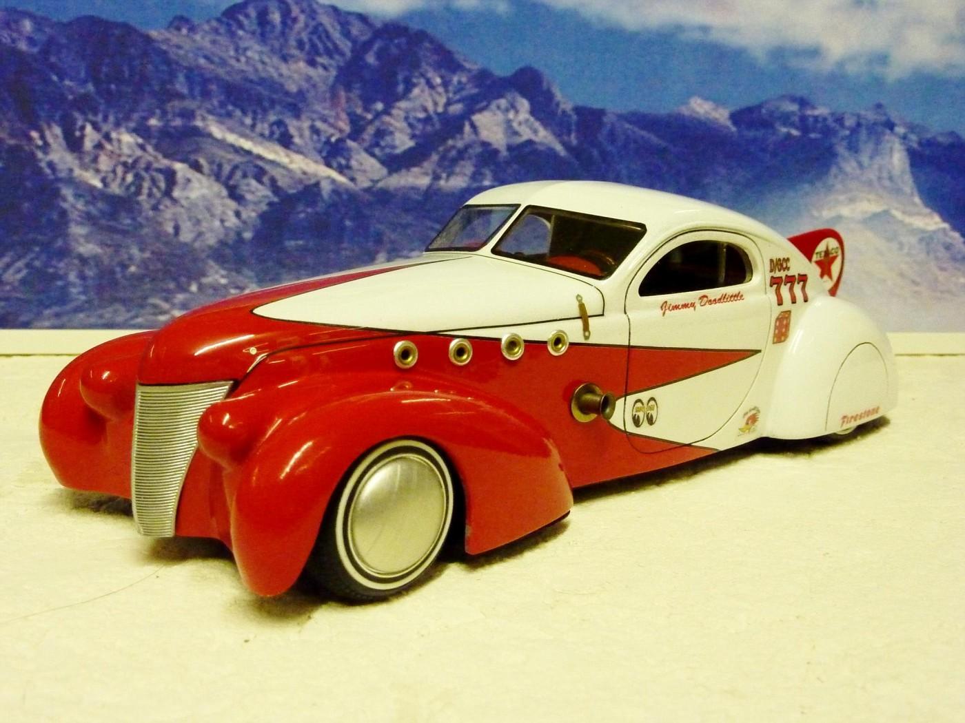 Ford 32 Rat's Bonneville  Photo8-vi