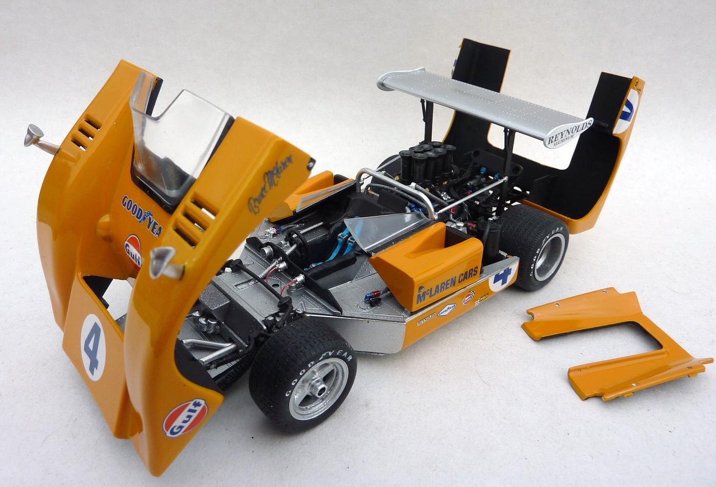 Mc Laren M8 B Can Am 71  McLarenM8baccurateminiature011-vi