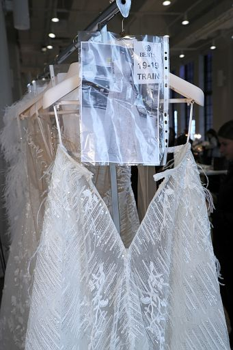 Berta Bridal Backstage SS19 021