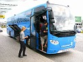 Then find the RIGHT BUS to the hostel...  follow instruction from hostel literature gotten from internet before hand.