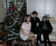 В доме у Илоны Давыдовой. 31 декабря 2002 г.
