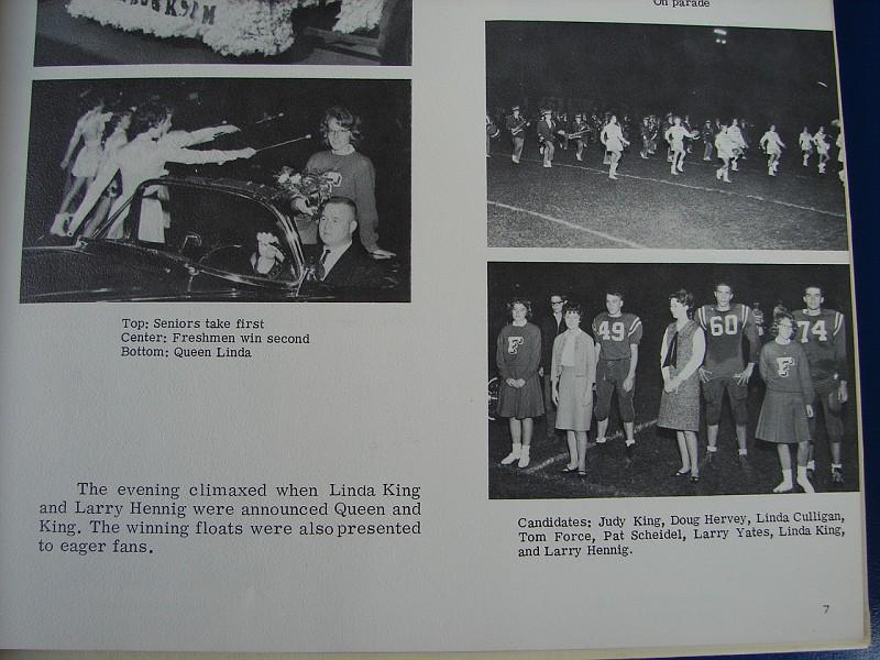 FayetteIaHighSchool1965Annual014