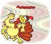 Awesome-gailz-Run Turkey Run jdi