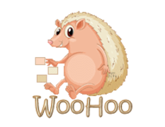 WooHoo - CutePorcupine