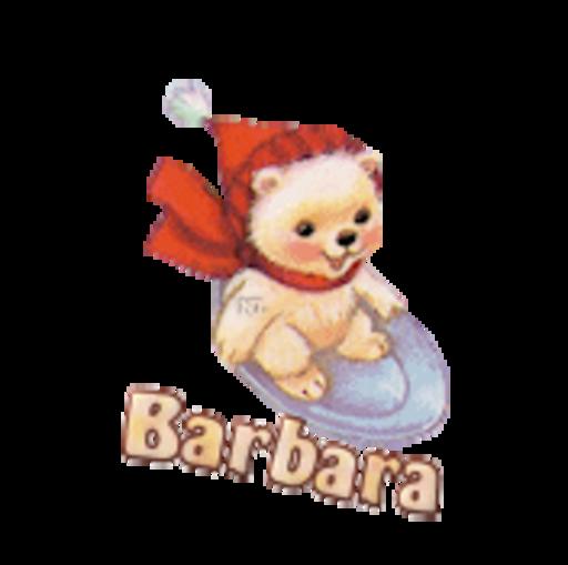 Barbara - WinterSlides