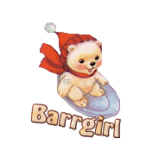 Barrgirl - WinterSlides