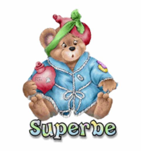 Superbe - BearGetWellSoon