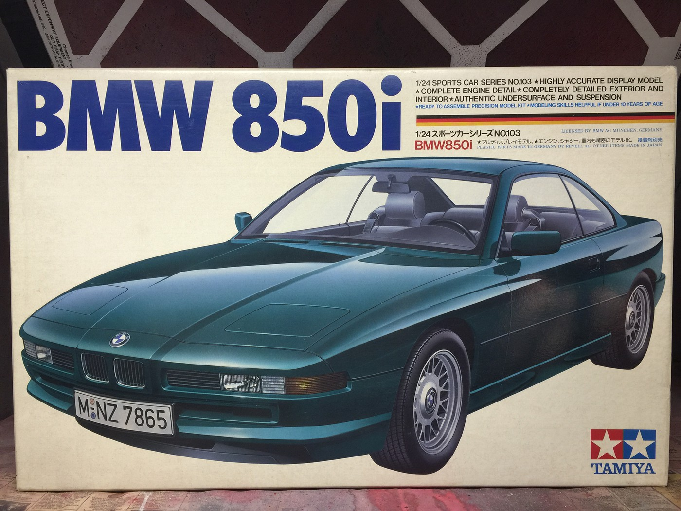 1990 BMW 850i Update Shes Now Clearcoated 6 19 16