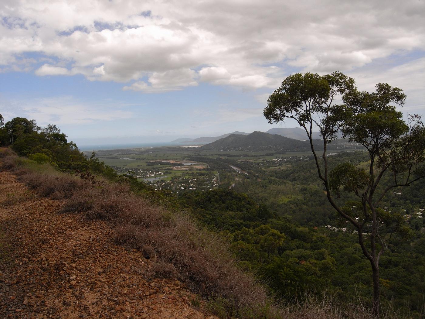 View from Train from Kuranda