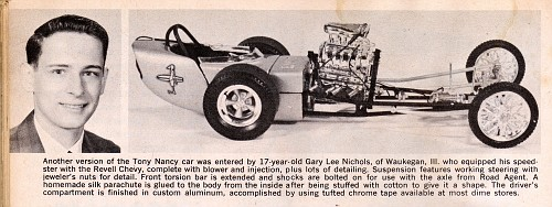 March 1966 Car Model Magazine