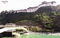 Bridge upon the hill river