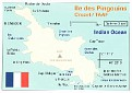 Crozet - 00-Pingouins Island Map