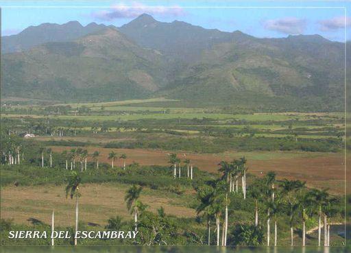 08- SANCTI SPIRITUS - Sierra del Escambray