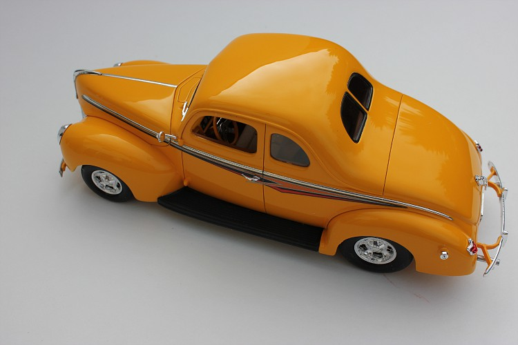 Revell 1940 Ford Coupe Street Rod Evell40FordSAreviewproject2002-vi