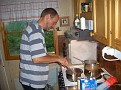 Bernd kocht Pasta