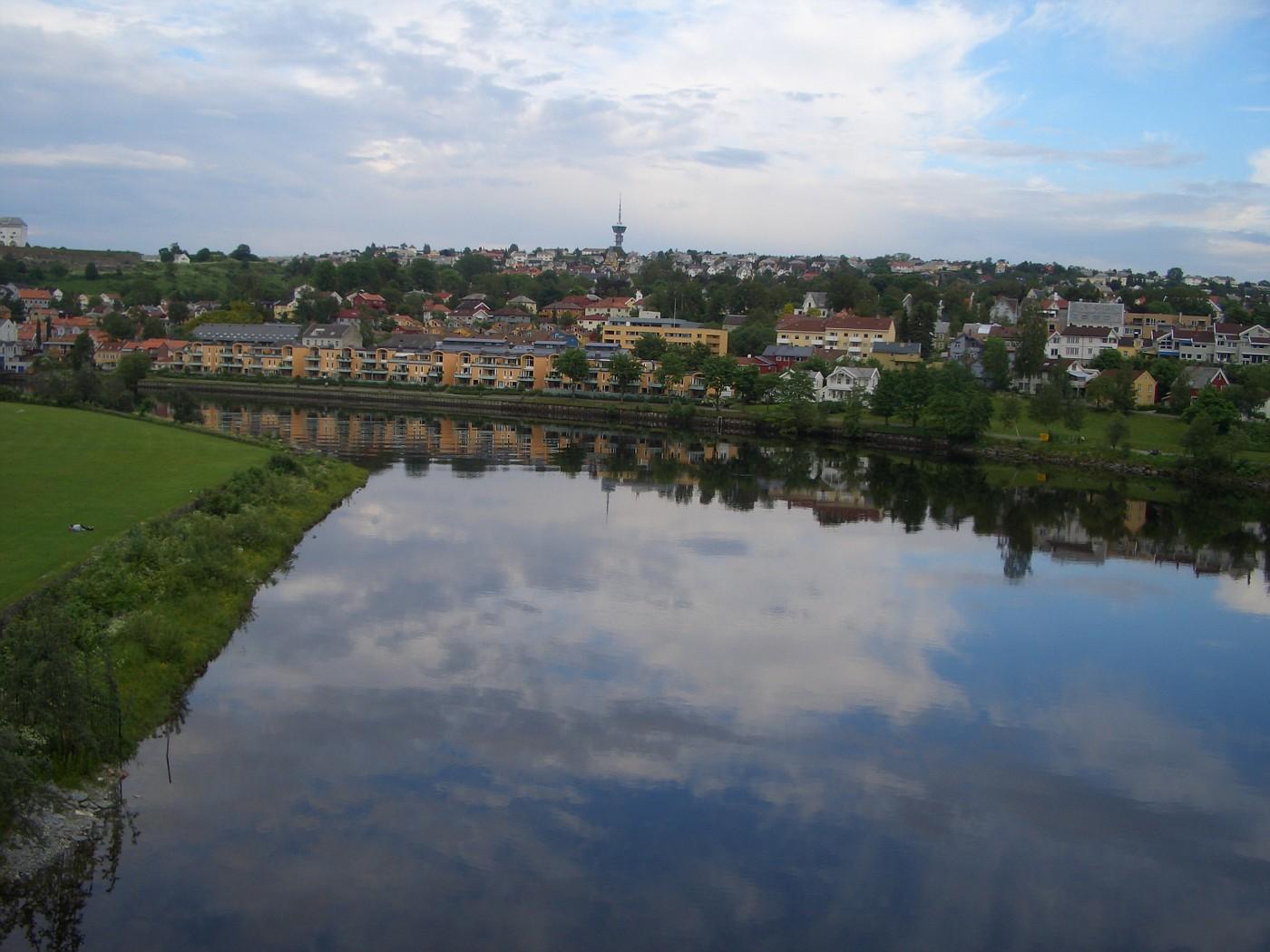 Nidelv in Trondheim