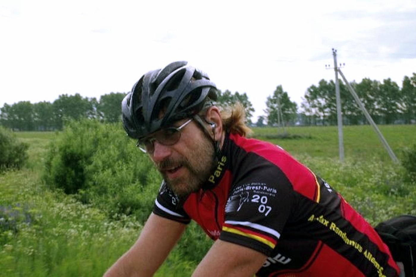 Manfred en route VOL2008