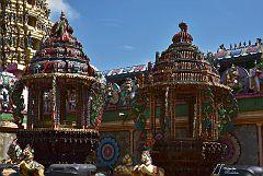 Цейлон. Индуистский храм. Ceylon. Hindu Temple. DSC2596 b