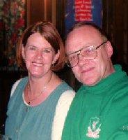 Ann & Steve Wolstenholme