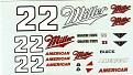 1985-87 Bobby Allison  9011