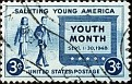USA 1948 Youth Month