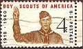 USA 1960 Boy Scouts of America