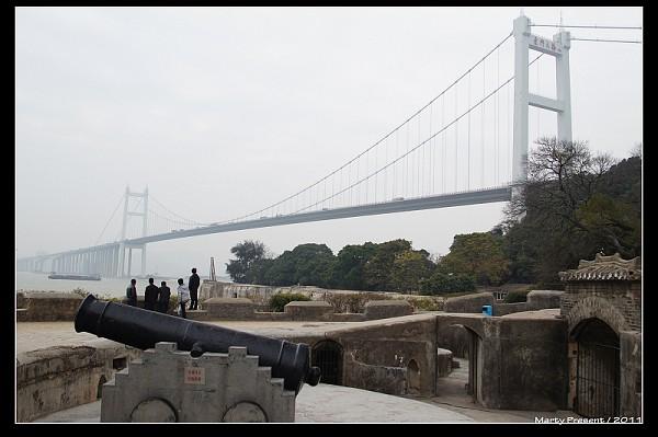 [虎門]威遠砲台、海戰博物館一遊