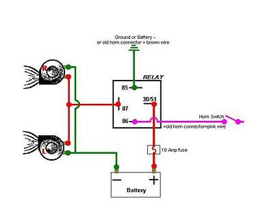 Photo Horn Relay Wiring Motorcycle Electronics Album Rbertalotto Fotki Com Photo And Video Sharing Made Easy