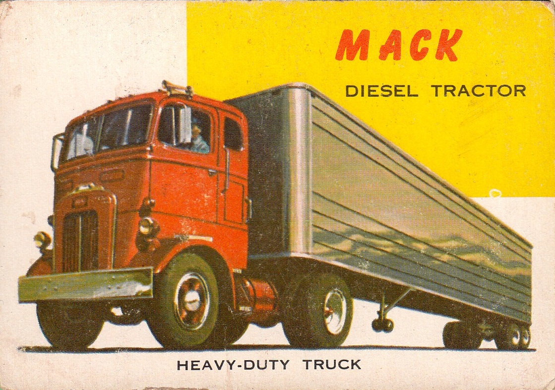 1953-54 Topps World on Wheels #012 (1)
