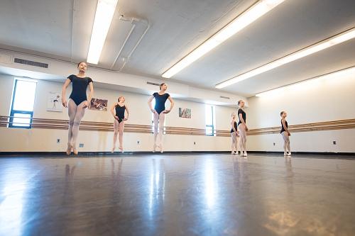 Brighton Ballet Practice DG-129