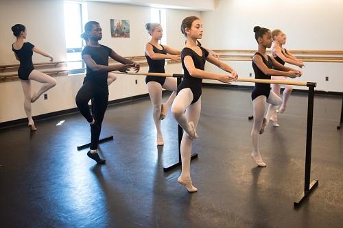 Brighton Ballet Practice DG-52