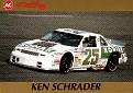 1993 AC Racing Ken Schrader