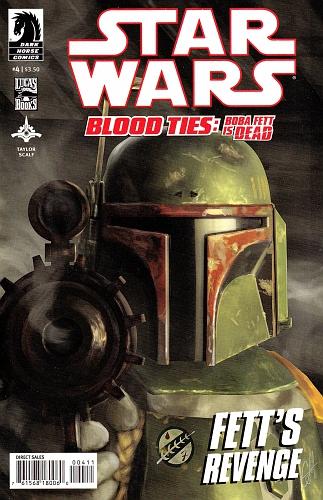 Blood Ties Boba Fett is Dead #4