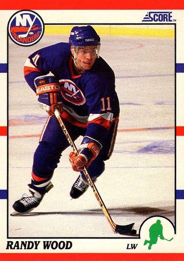 1990-91 Score American #119 (1)