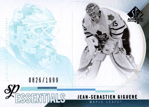 2010-11 SP Authentic #196 (1)