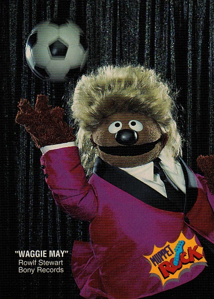 1993 Cardz Muppets #10 (1)