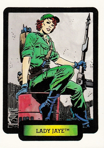 1987 Comic Images GI Joe #13 (1)